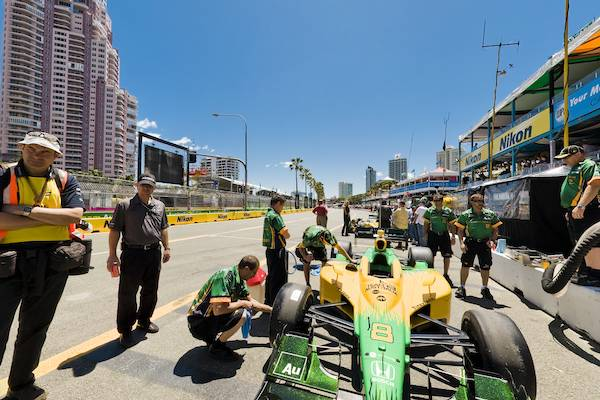 Gold Coast Indy 2007